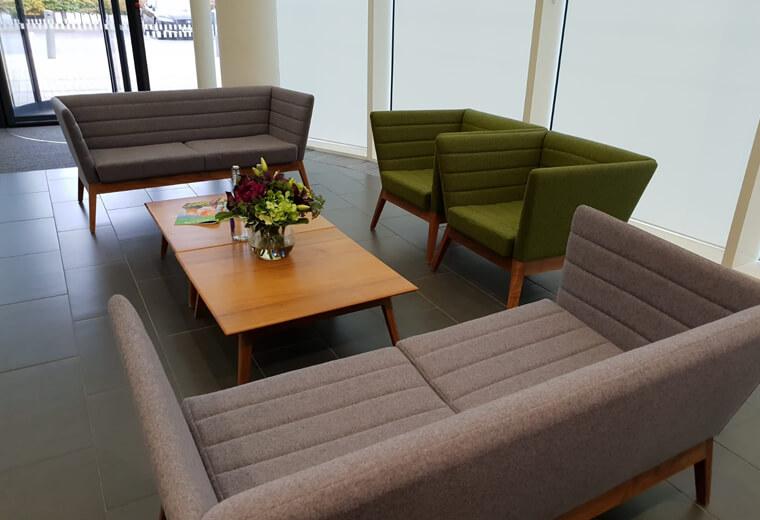 Office Reception Perceptum Limited UK