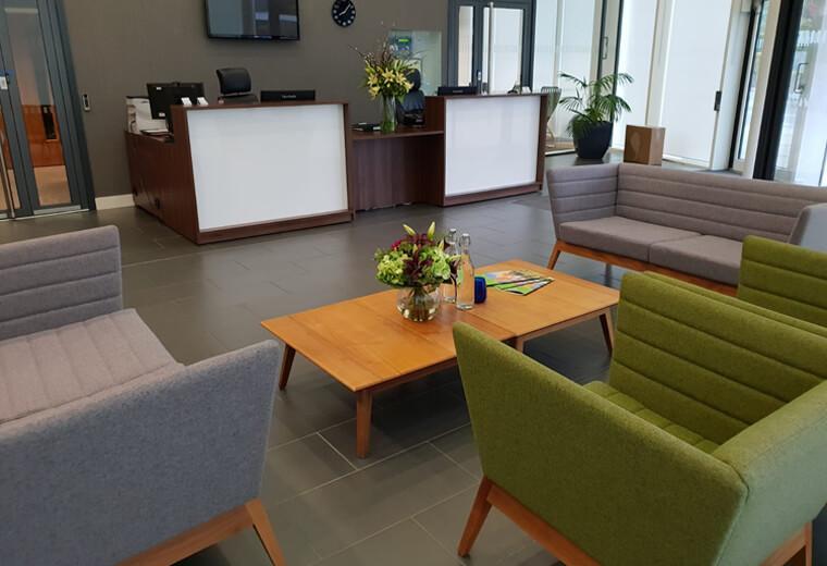 Reception Office Perceptum Limited UK